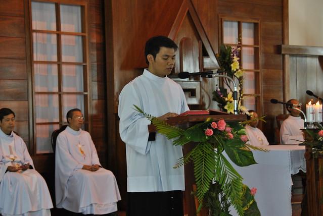 Quý thầy Khóa X mừng lễ thánh bổn mạng Gioan XXIII