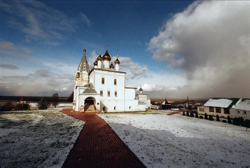 Гороховец. Троице - Никольский монастырь.