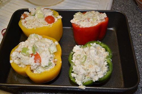 peppers stuffed with ricotta Oct 15 (2)