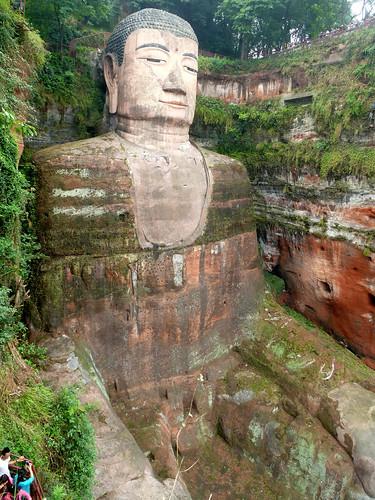 CH-Leshan-Grand Bouddha (5)