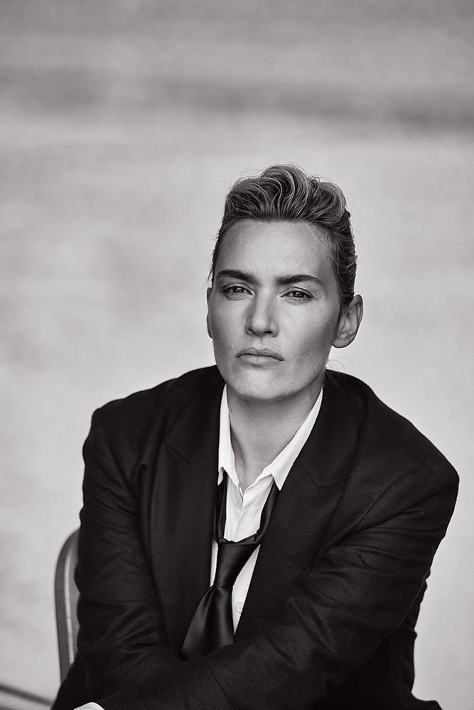Кейт Уинслет — Фотосессия для «Vogue» IT 2015 – 6