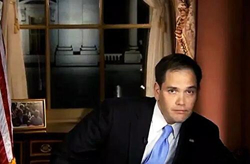 Senator Rubio: 'I'm Not an Absentee, I'm an Outsider!'