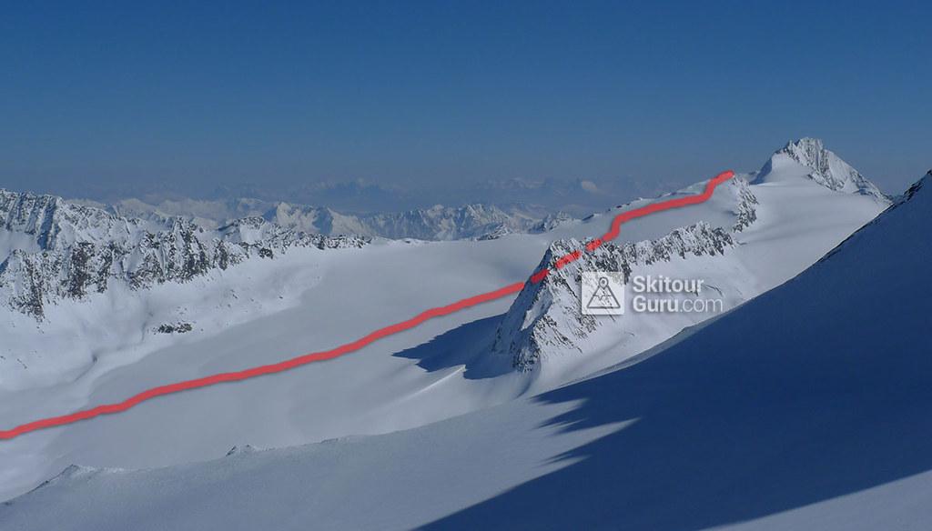 Annakogel Ötztaler Alpen / Alpi Venoste Austria photo 03