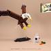 Birds 21301 alternate build: LIGHT LUNCH by Ochre Jelly