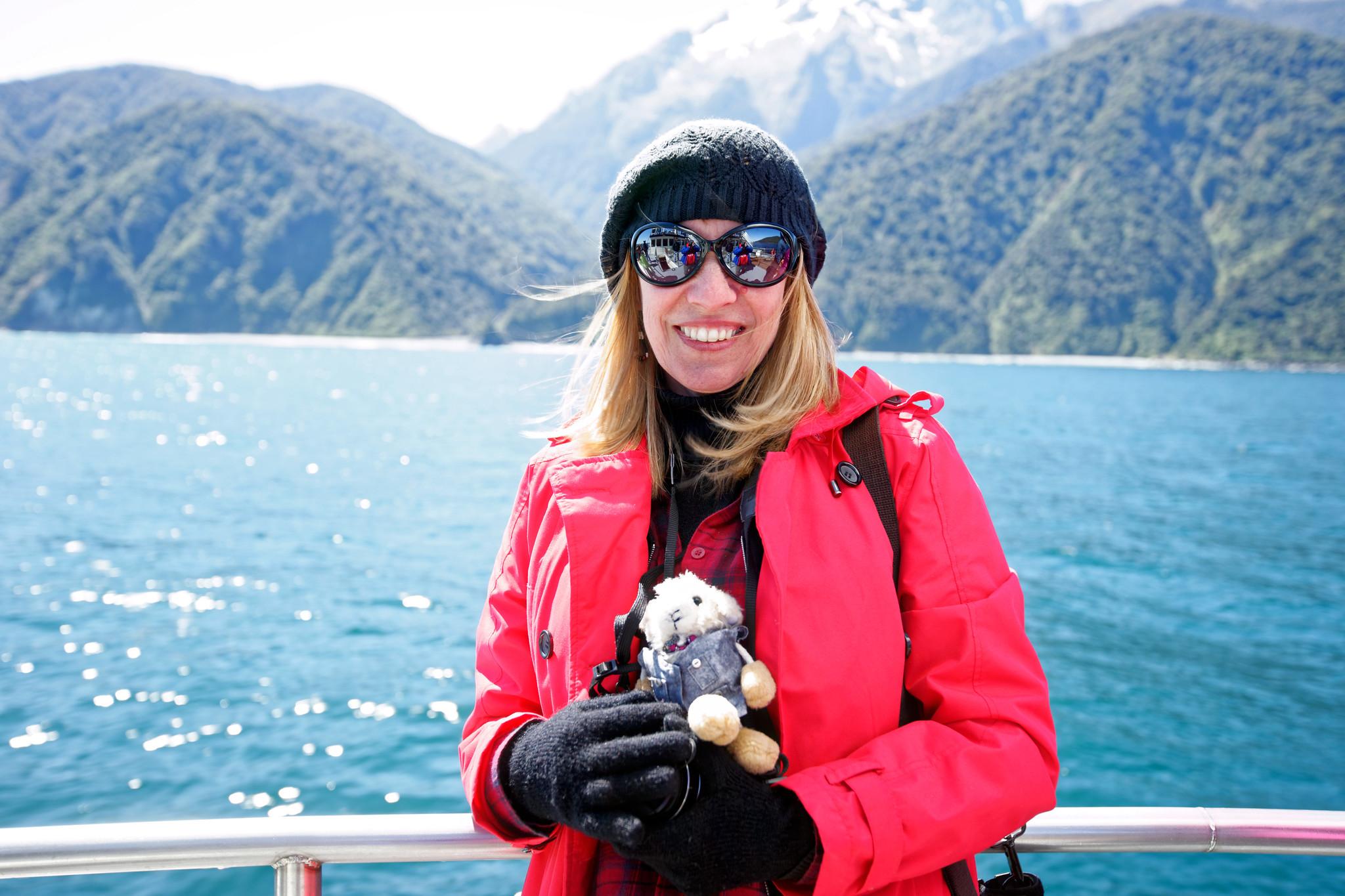 Cynthia - Milford Sound