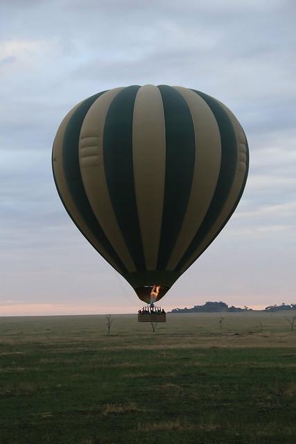 Hot Air Balloon Adventures.