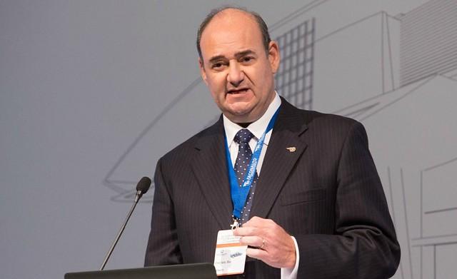 Blas Vives, secretario general de FACONAUTO (Federación de Asociaciones de Concesionarios de la Automoción).