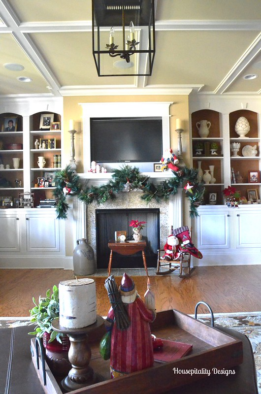 Media Room Christmas 2015/Housepitality Designs