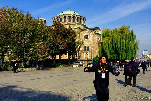 Saint Nedelja Church. Sofia