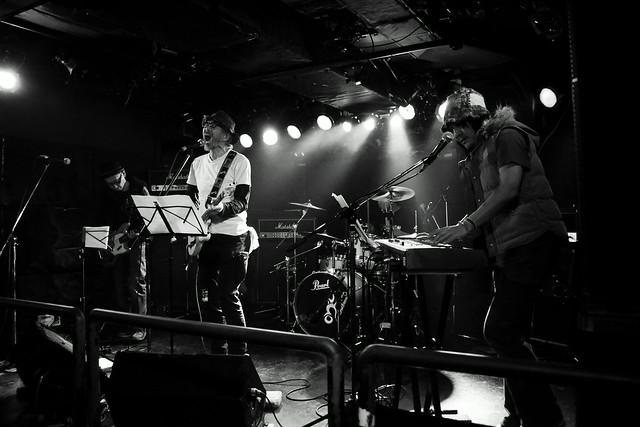 ファズの魔法使い live at Outbreak, Tokyo, 12 Nov 2015. 035