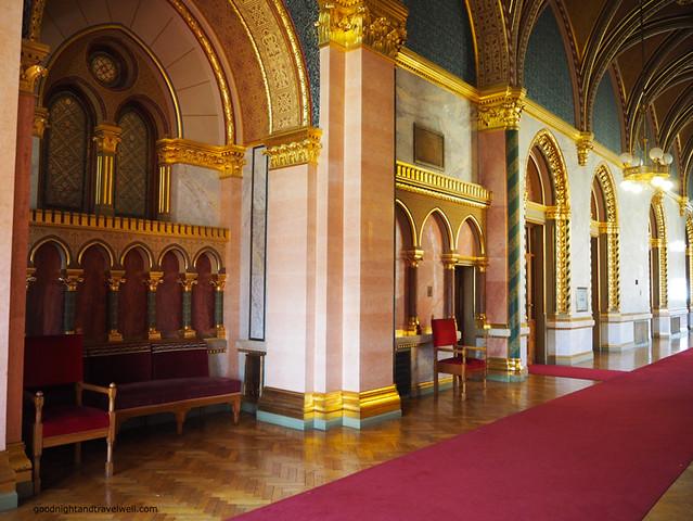 Interni parlamento