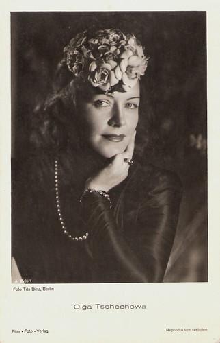 Olga Tschechova