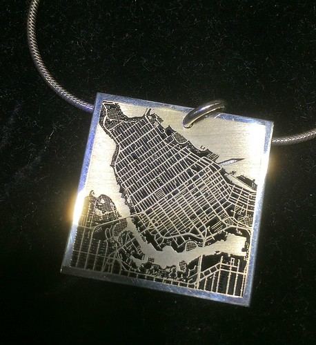 Vancouver necklace - by Branislav Gajic