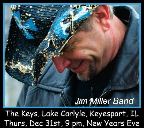 Jim Miller Band 12-31-15