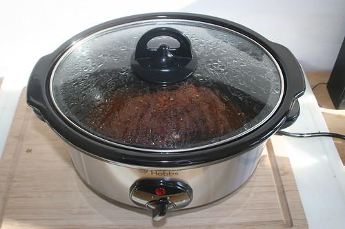 24 - Fleisch schmoren / Stew pork
