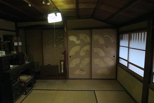 151203 グルメセンチュリーライド足助写真展@足助本町 田口邸