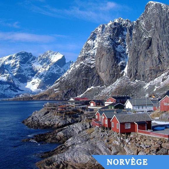 Bukelist 2016 Norvege