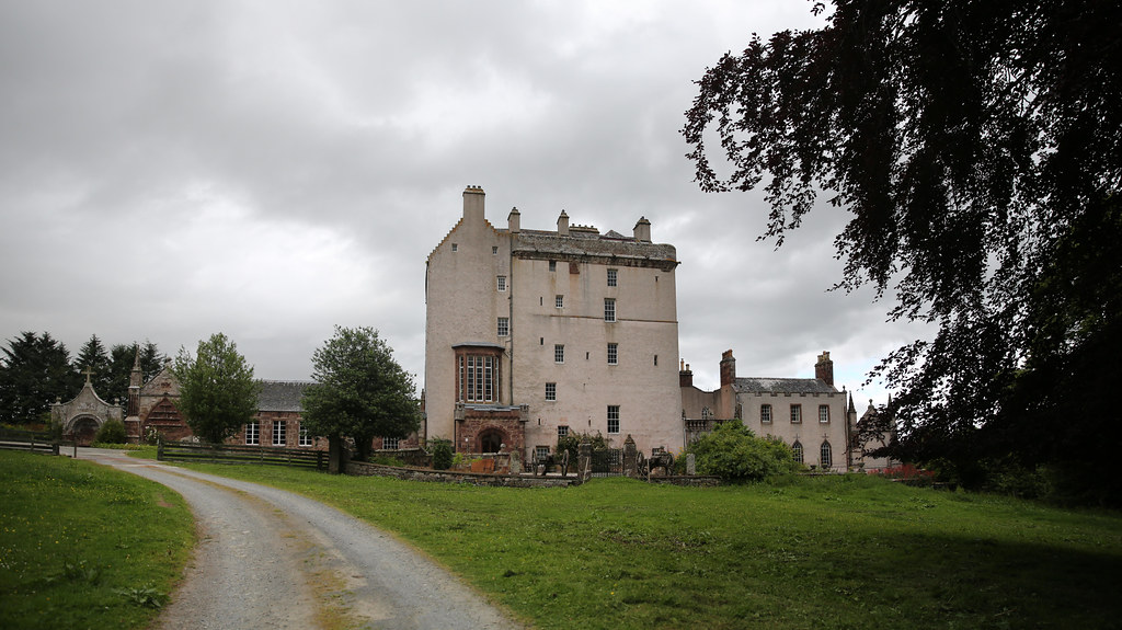 Delgatie Castle (13)