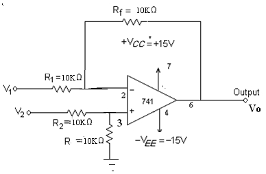 IC Applications and HDL Simulation Lab Notes: Op-Amp