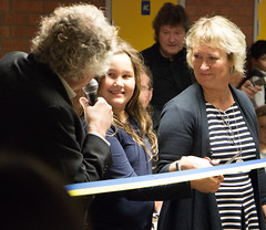 Invigning av Fredsdalsskolan och Särskolans nya lokaler