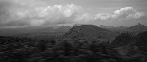 bw santiago caboverde mountain