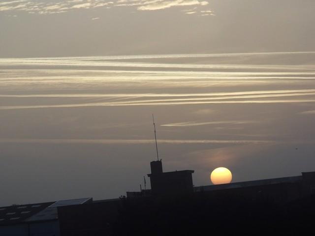 clouds, Fujifilm FinePix S1500