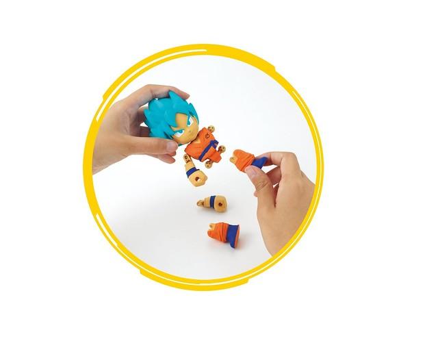 簡單組裝的盒玩新系列「+JOINT」誕生!《七龍珠‧超》SNAP HEROESドラゴンボール超