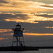 North Shore Trip - Oct 2016 - Sunset in Grand Marais, MN