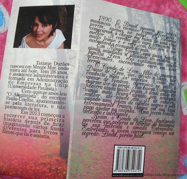 Resenha, livro, Desejo & Honra, Tatiane Durães, contracapa, sinopse, romance de época