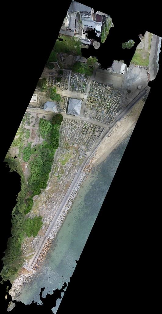 佐柳島(本浦)-墓地マップ(ver.1)