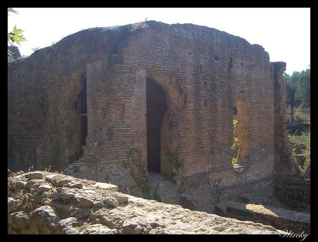 Grecia Olimpia Delfos - Casa de Nerón