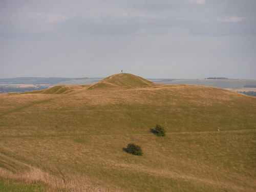 Knoll with Adam's Grave (Long Barrow)