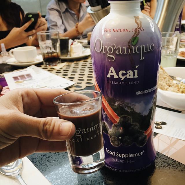 acai herbal supplement benefits