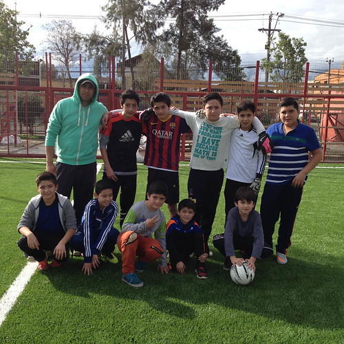 Retorno Fútbol Social