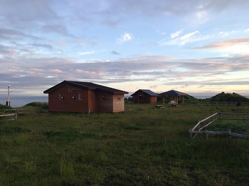rishiri-island-kutugata-cape-park-camp-site-outside