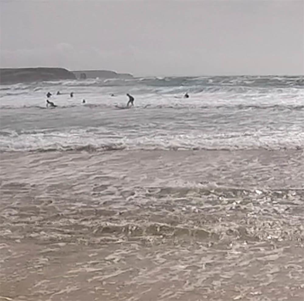 H surfing