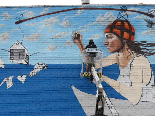 Sõnum Seinal streetart festival