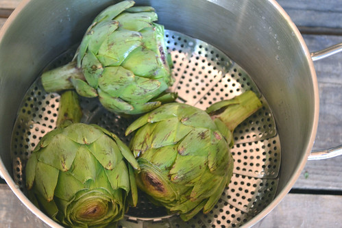 Artichoke-Steam-How-To
