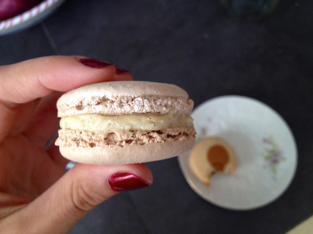 Macarons vanille 03 - 1