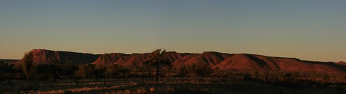 Kings Canyon Sunset2