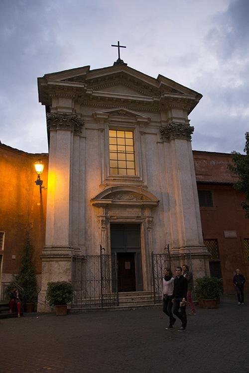 Sant'Egidio Trastevere Roma