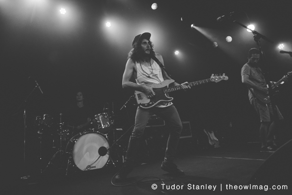 Vacationer @ The Independent, SF 10/5/15