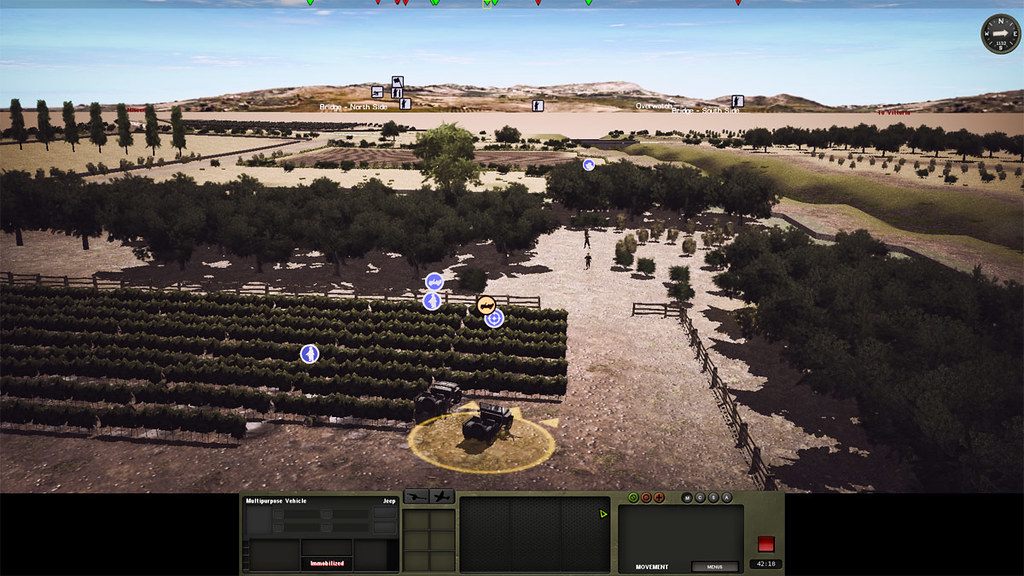 04b_Combat_Mission_Fortress_Italy_War_Movie_ADVANCED_mode