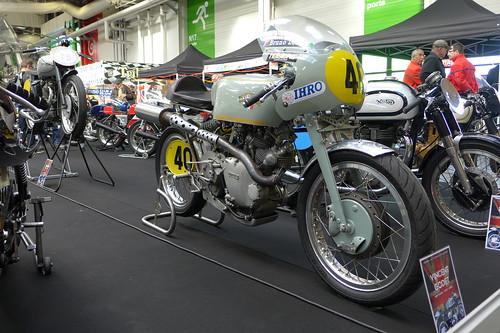 Vincent Grey Flash 1950 500cc OHV