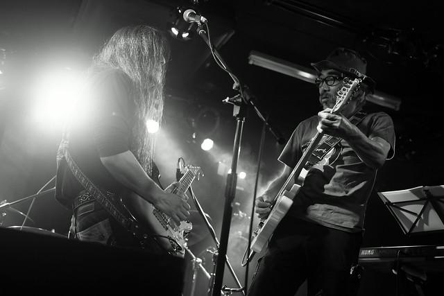 ファズの魔法使い live at 獅子王, Tokyo, 08 Oct 2015. 458