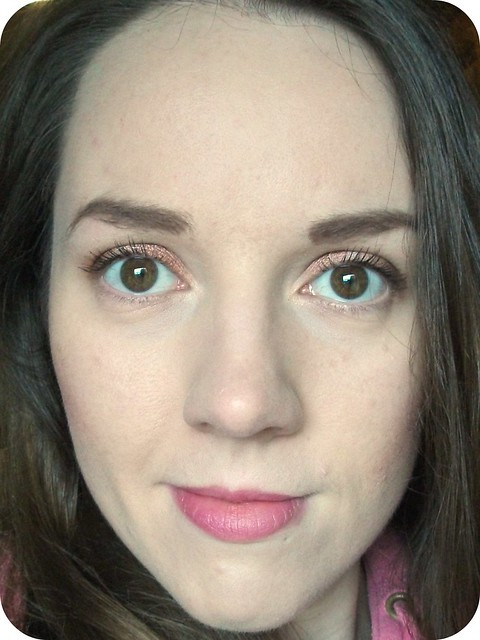 FOTD Autumn Eye Makeup
