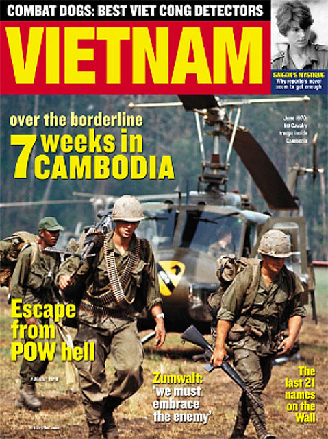 VIETNAM Magazine August 2010 - Over the border line: 7 weeks in CAMBODIA