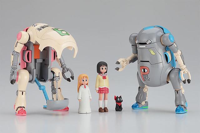 長谷川 《35機動機器人》 1/35比例組裝模型 [東雲研究所ver.]