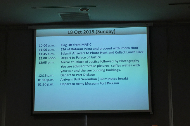 malaysia tourism hunt 2015 day 2