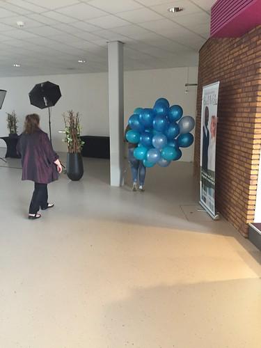 Heliumballonnen Levende Steen Ministries De Dome Spijkenisse